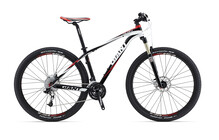 Giant Talon 29er 0 satin black/white/red